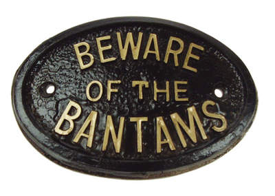 Targa - Beware of the Bantam (Attento ai Bantam)